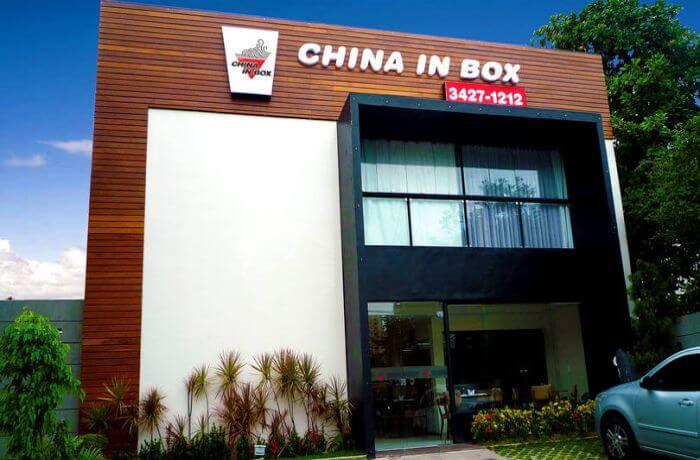 Franquias poderosas - China in Box