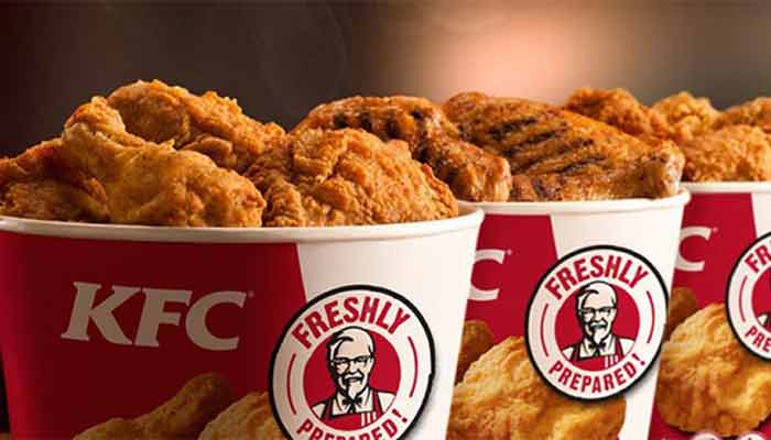 Franquias de sanduíches - KFC