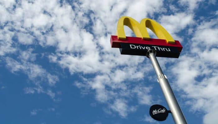 Franquias de sanduíches - McDonalds