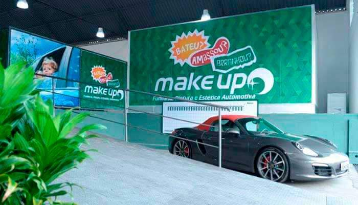 Franquias de Sucesso Franquia Make-Up Estética Automotiva