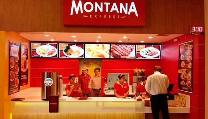 Franquias de Sucesso Franquia Montana Grill Express