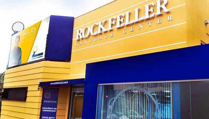 Franquias de Sucesso Franquia Rockfeller Language Center