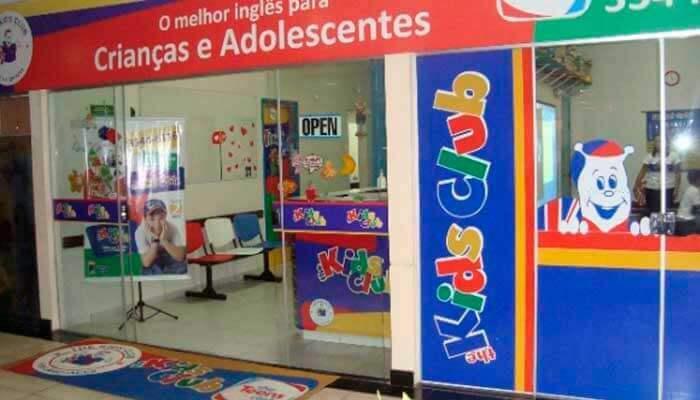 Franquias de Sucesso Franquia The Kids Club