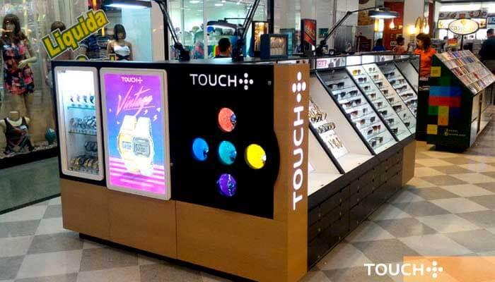 Franquia Touch