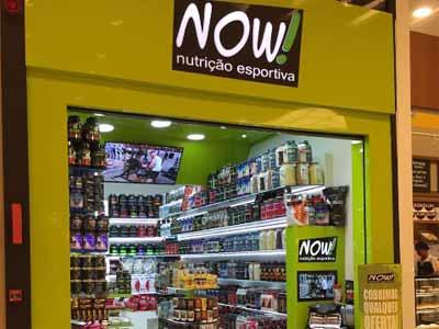 Como abro uma franquia Now! Nutrição Esportiva
