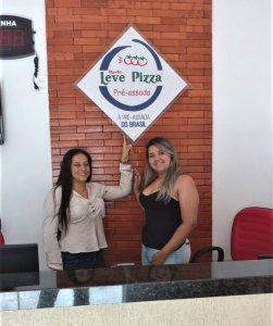 pizzas pré-assadas