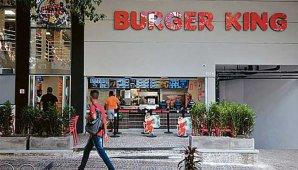 Burger King faz plano de expansão