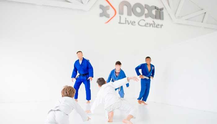 Franquias de esportes - Noxii Live Center