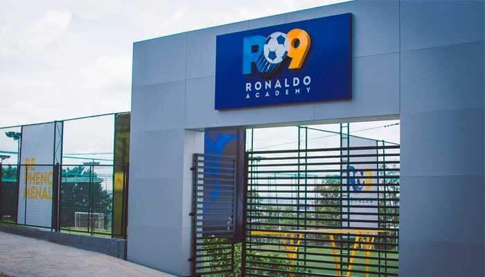 Franquias de esportes - Ronaldo Academy