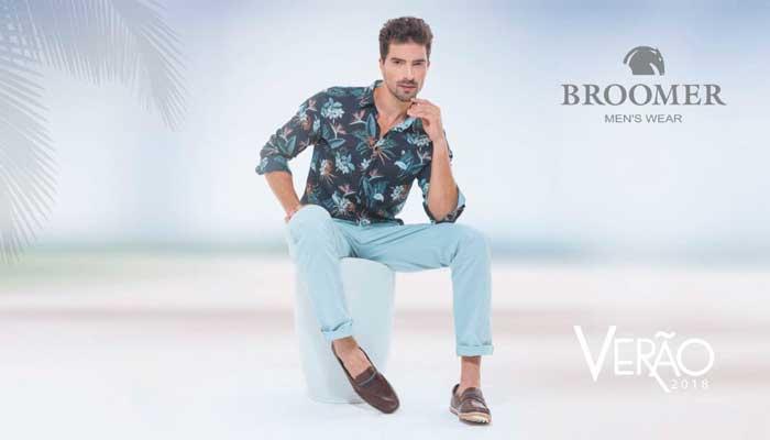 Franquia de roupas - Broomer