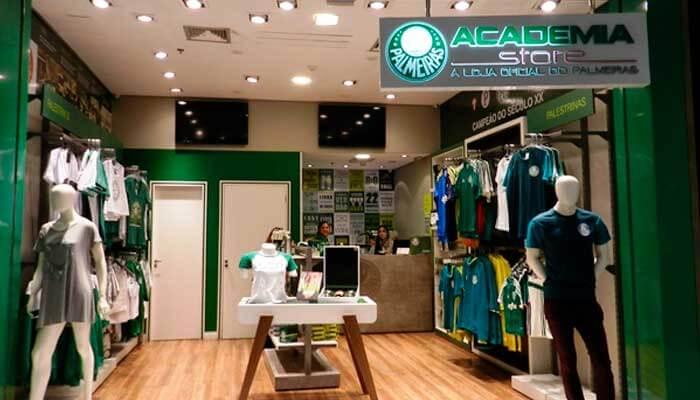Franquias de esportes - Academia Store