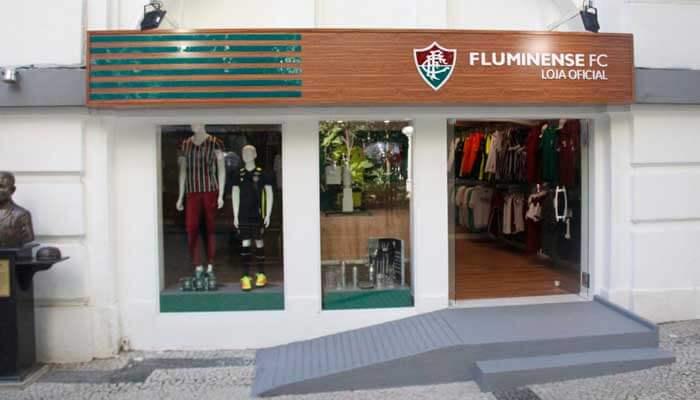 Franquias de esportes - Fluminense FC
