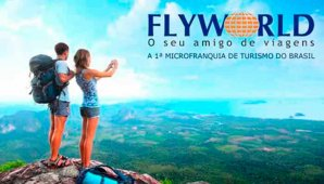 Flyworld firma parceria