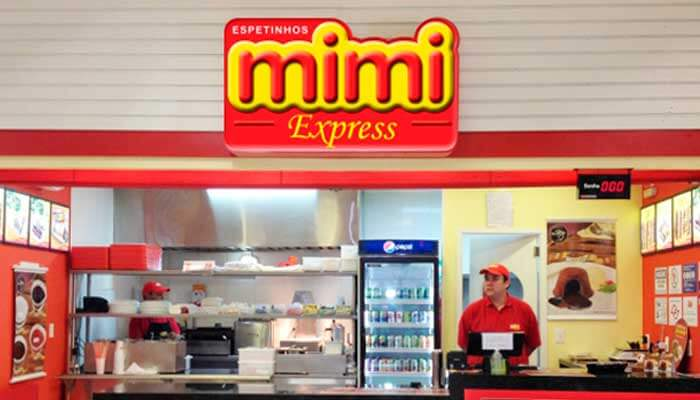 Franquias home-based - Mimi Express