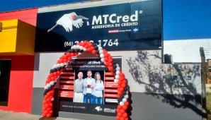 Franquias de seguro e crédito - MT Cred
