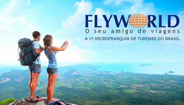 Franquias online: franquia FlyWorld
