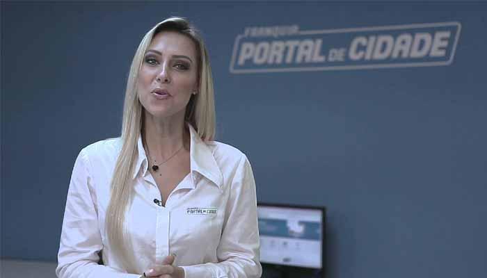 Franquias online: franquia Portal da Cidade