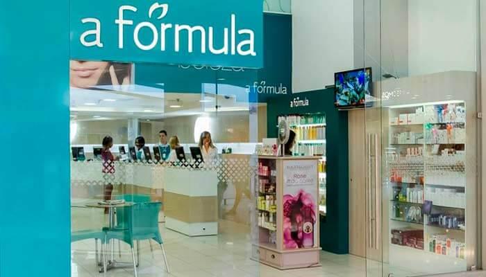 Melhores franquias - A Fórmula