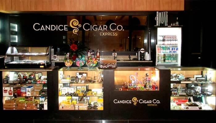 Franquias para aposentados - Candice Cigar Co