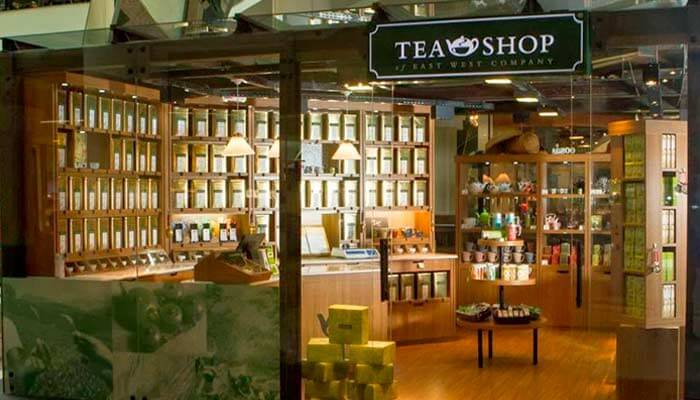 Franquias do Sul - Tea Shop