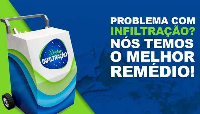 Microfranquias de até R$ 25 mil - Doutor Infiltração