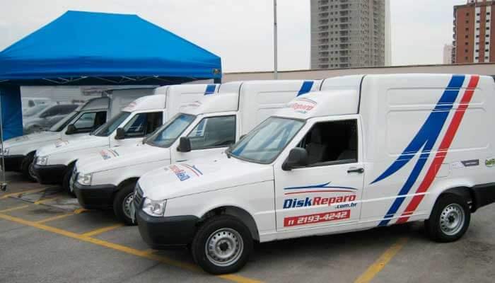 Franquias de serviços automotivos - Diskreparo