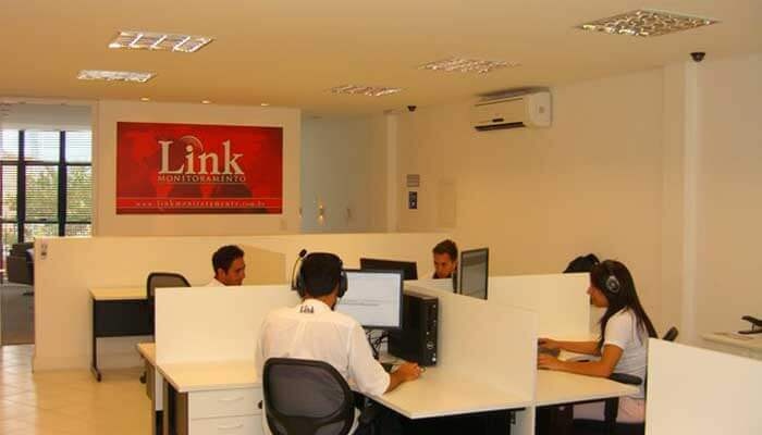 Franquia de rastreamento - Link Monitoramento