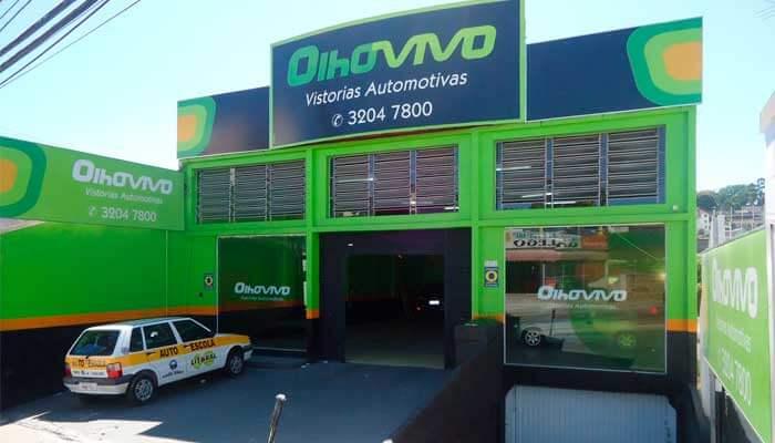 Franquias de serviços automotivos - Olho Vivo