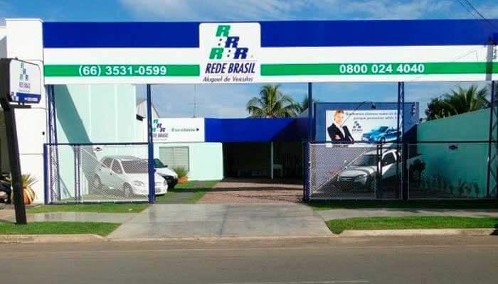 Franquia automotiva - Rede Brasil Aluguel de Veículos
