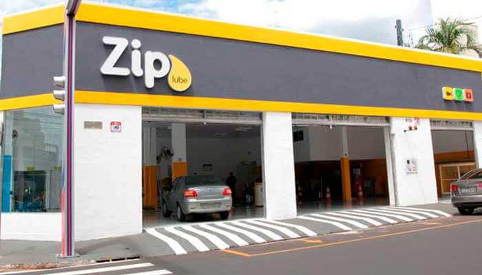 Franquia automotiva - Zip Lube