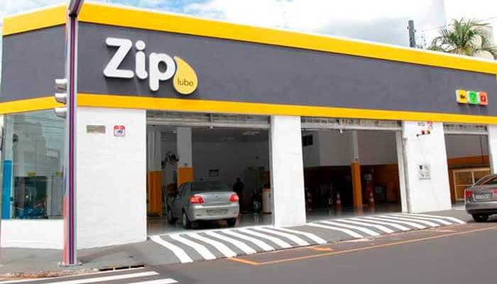 Franquias de serviços automotivos - Zip Lube