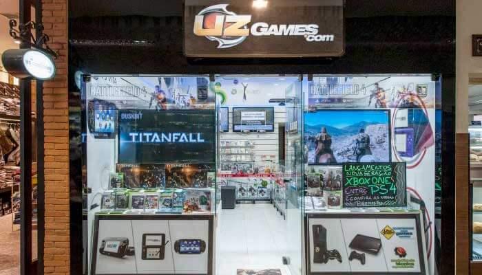 Franquias Nerd - UZ Games