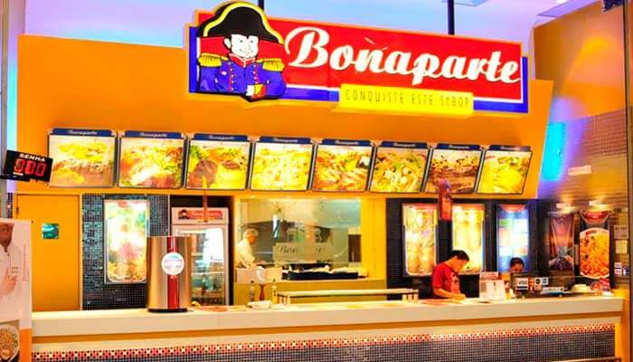 Franquias no Nordeste - Bonaparte