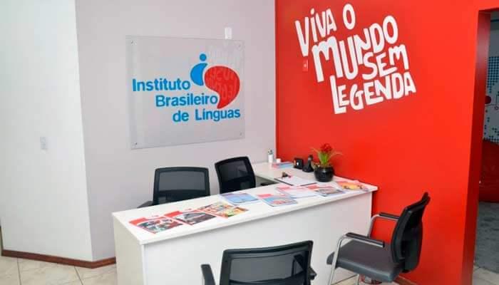Franquia no Nordeste - Instituto Brasileiro de Línguas