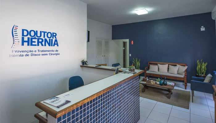 Franquia no Paraná - Doutor Hérnia