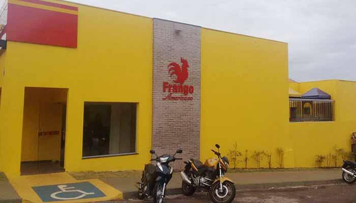 Franquia no Paraná - Frango Americano