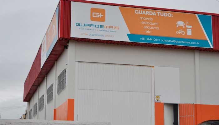 Franquia no Paraná - Guarde Mais