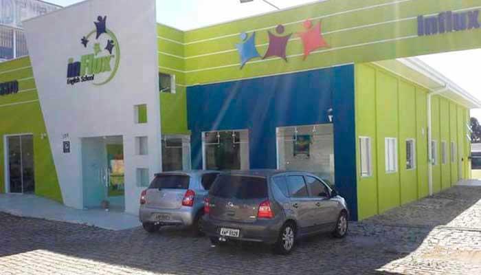 Franquia no Paraná - Influx