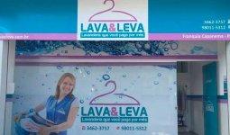 Lava e Leva Lavanderia