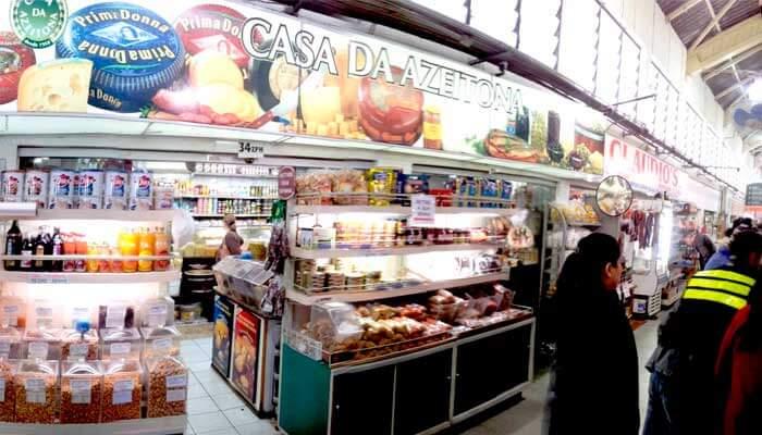 Ótimas franquias de alimentação - Mercearia Casa da Azeitona
