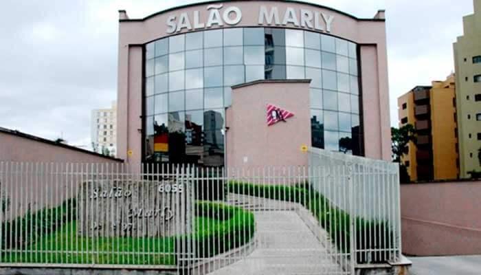 Franquias no Paraná - Salão Marly