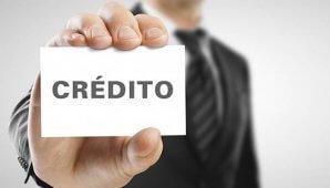 Linha de crédito