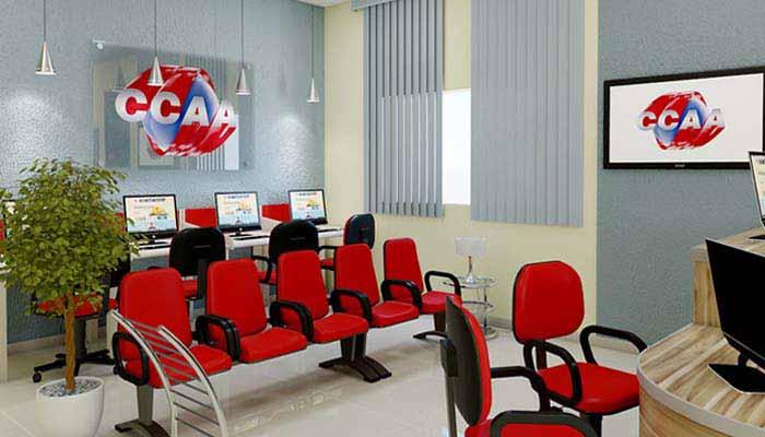 Maiores franquias - CCAA