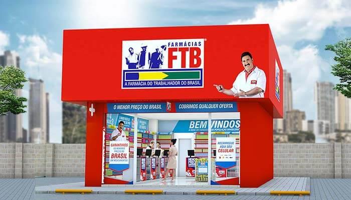Maiores franquias - Farmácias FTB