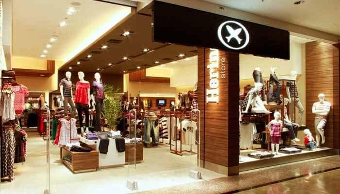 Maiores franquias - Hering Store
