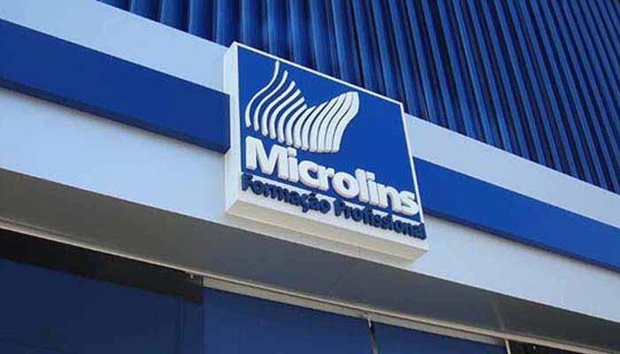 Maiores franquias - Microlins