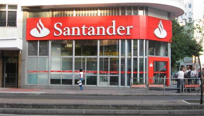 Santander - Financiamento para abrir franquias