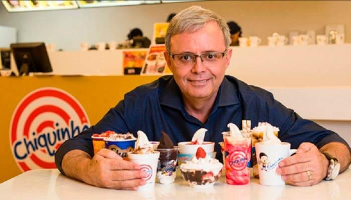 franquias de sorveteria - chiquinho sorvetes