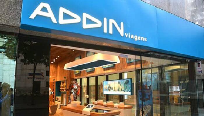 Franquias de turismo - Addin