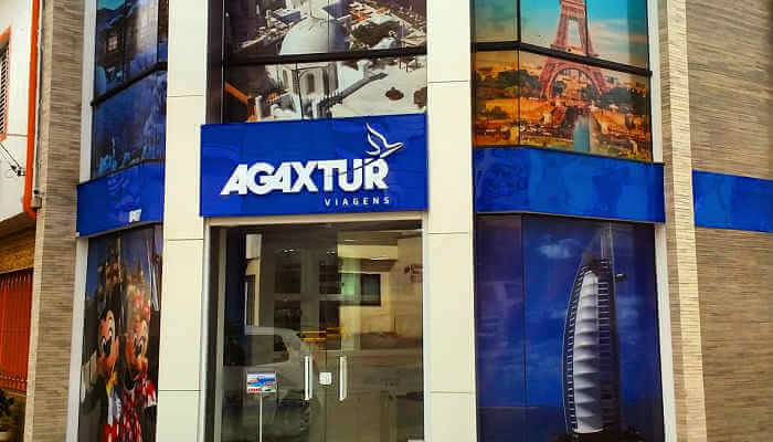 Franquias de turismo - Agaxtur